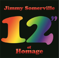 "Jimmy Somerville - 12 Inches Of Homage 12"" Ltd Edition RSD 2015 *"